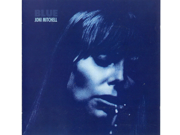 Joni Mitchell – Blue (1971)