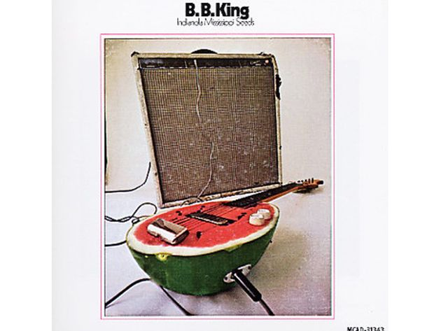 BB King – Indianola Mississippi Seeds (1970)