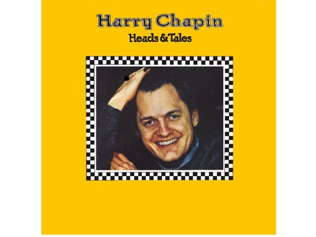 Harry Chapin – Heads & Tales (1972)