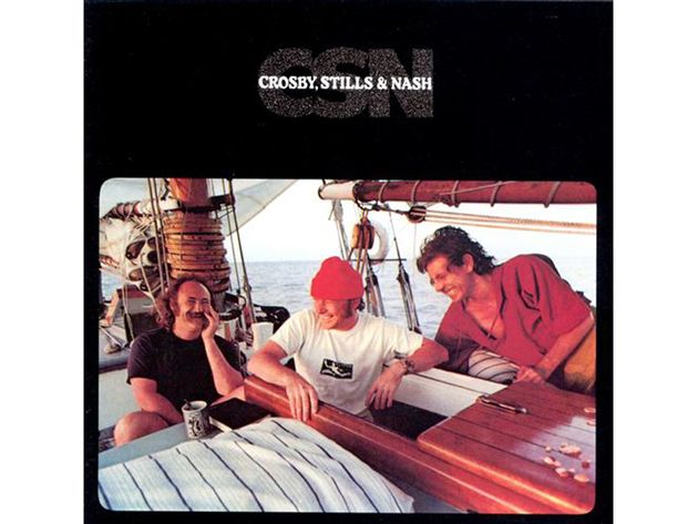Crosby, Stills & Nash – CSN (1977)