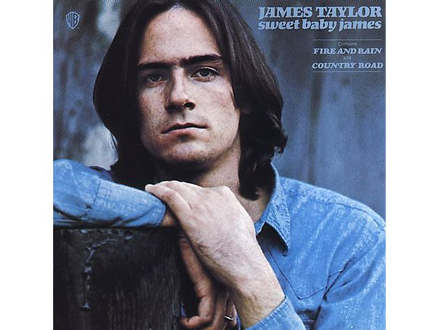 James Taylor – Sweet Baby James (1970)