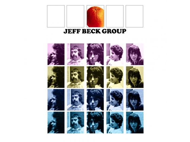 Jeff Beck Group – Jeff Beck Group (1972)