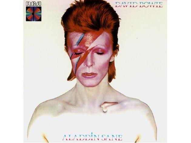 David Bowie – Aladdin Sane (1972)