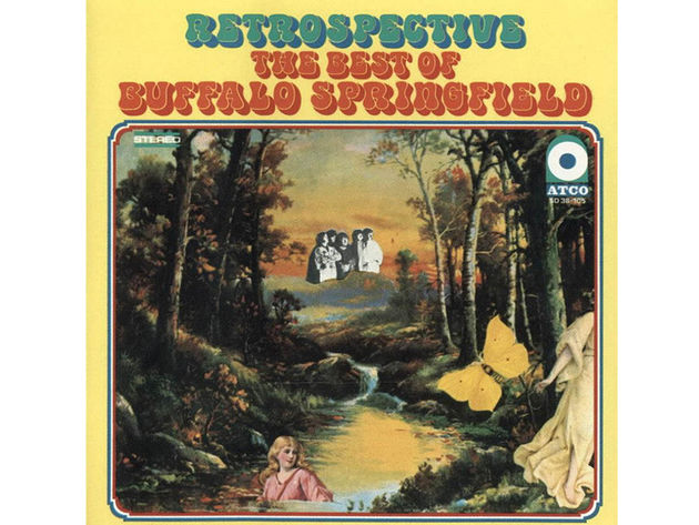 Buffalo Springfield – Retrospective: The Best Of Buffalo Springfield (1969)