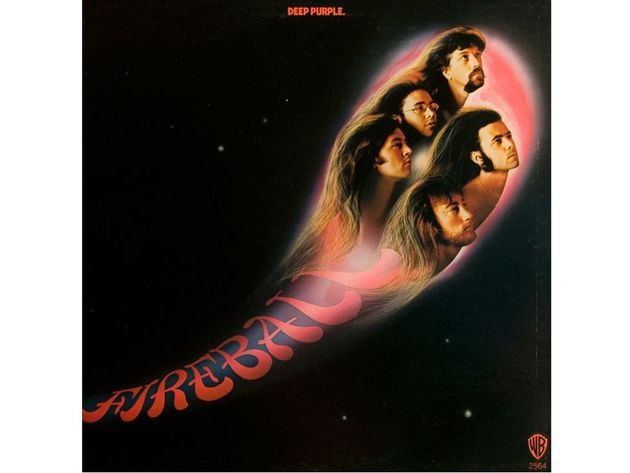 Deep Purple – Fireball (1971)