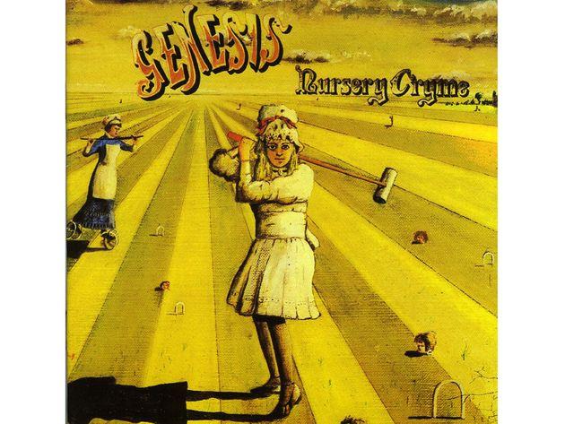 Genesis – Nursery Cryme (1971)