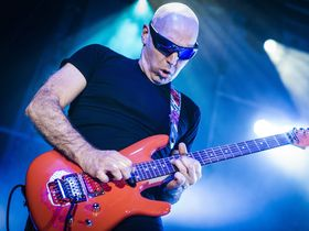 Joe Satriani on his upcoming Unstoppable Momentum US tour
