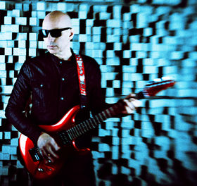 Joe Satriani's Black Swans And Wormhole Wizards