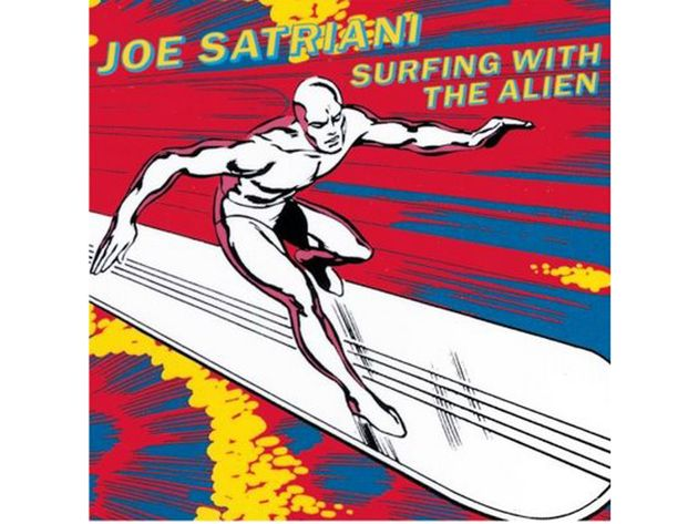 Surfing With The Alien (1987)