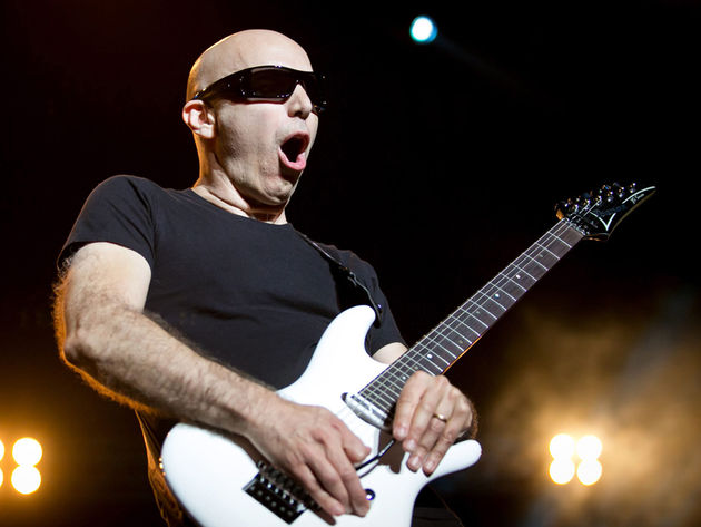 Joe Satriani: my top 5 not-so-guilty pleasures of all time