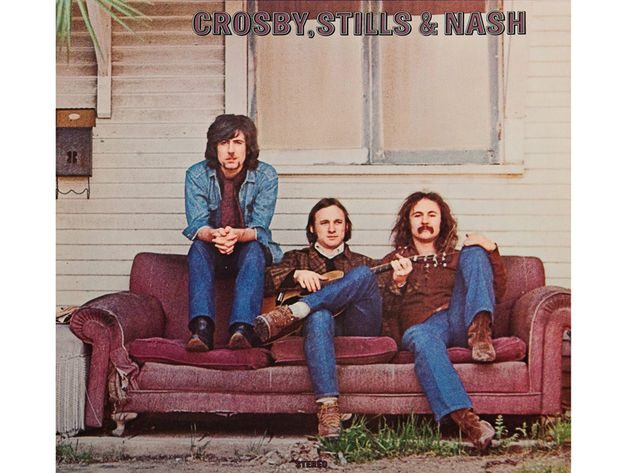 Crosby, Stills & Nash – Crosby, Stills & Nash (1969)