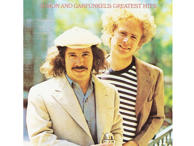 Simon & Garfunkel – Simon & Garfunkel's Greatest Hits (1972)