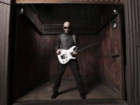 Joe Satriani talks new album, Unstoppable Momentum, track-by-track