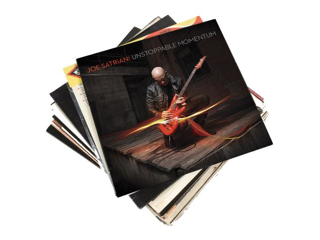 Joe Satriani on Unstoppable Momentum track-by-track