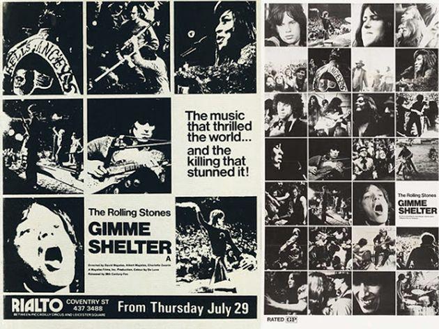 Gimme Shelter (1970)