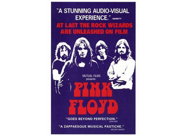 Pink Floyd: Live At Pompeii (1974)