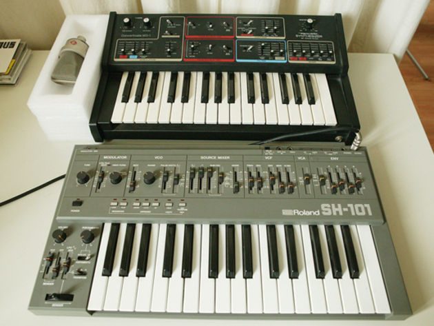 More synths