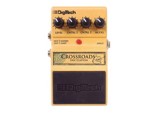 DigiTech Eric Clapton Crossroads multi-fx
