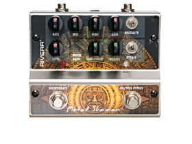 Six Of The Best: Gold guitars, amps and effects