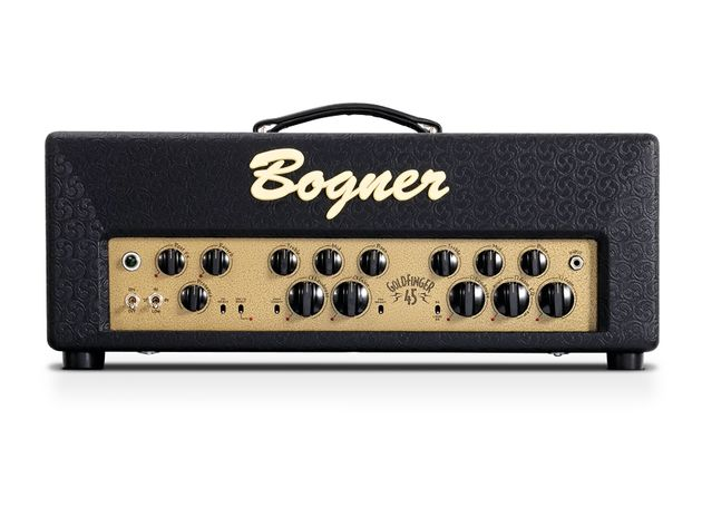 Bogner Goldfinger 45 amplifier