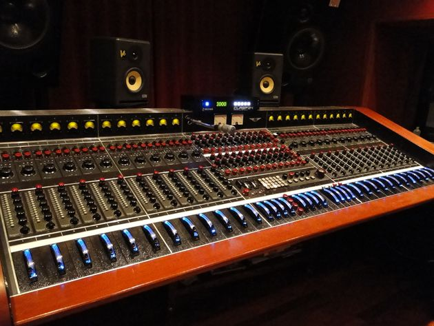 Control Room - console