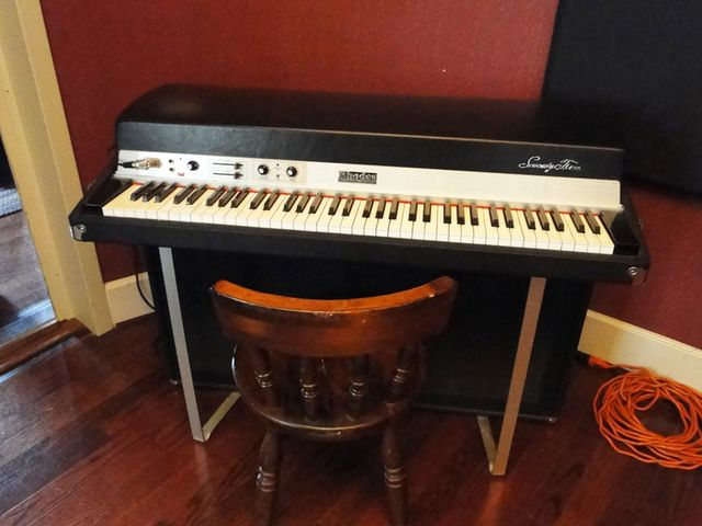 Piano Room - CBS Rhodes electric piano