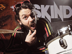 Interview: Skindred drummer Arya Goggin