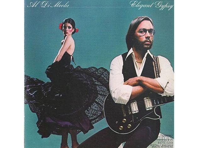 Al Di Meola – Elegant Gypsy (1977)