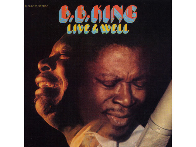 BB King – Live And Well (1969)