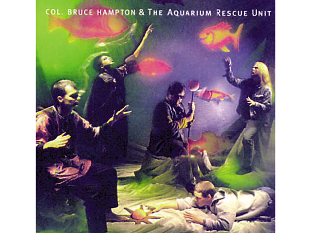 Col. Bruce Hampton And The Aquarium Rescue Unit – Live Album (1992)