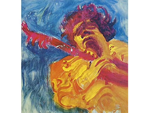 Jimi Hendrix – The Jimi Hendrix Concerts (1982)