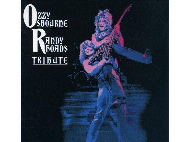 Ozzy Osbourne/Randy Rhoads – Tribute (1987)