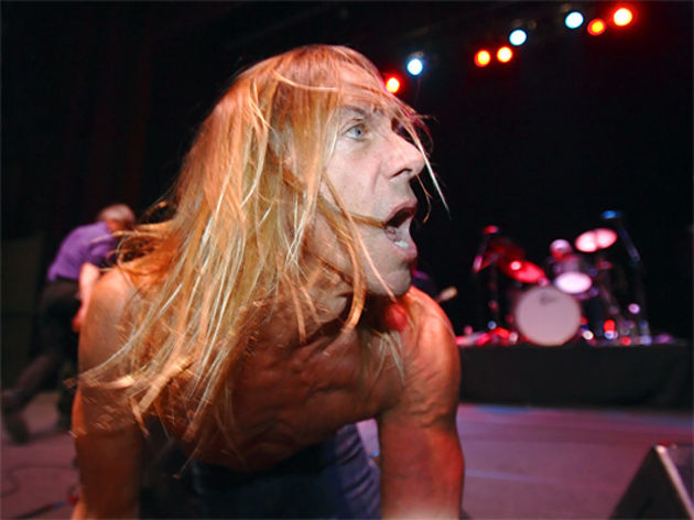 Iggy Pop - We're All Gonna Die