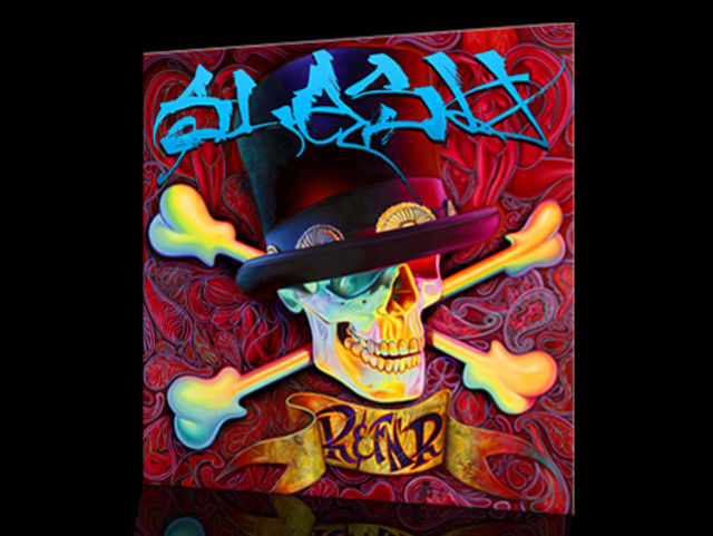 Slash: the debut solo album