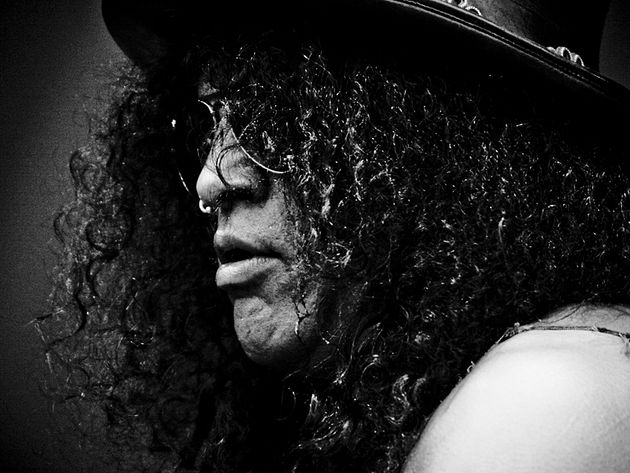 Slash on working with Ozzy, Lemmy, Myles and more