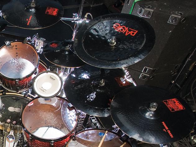 Cymbals (and tinnitus)