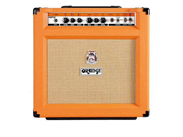 amp buying guide best small gig amps orange thunder 30c combo guitar news musicradar. Black Bedroom Furniture Sets. Home Design Ideas