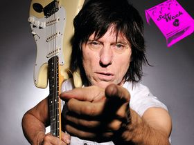 Jeff Beck's favourite guitar solos of all time