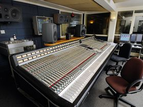In pictures: Soundworks Studios, Leeds