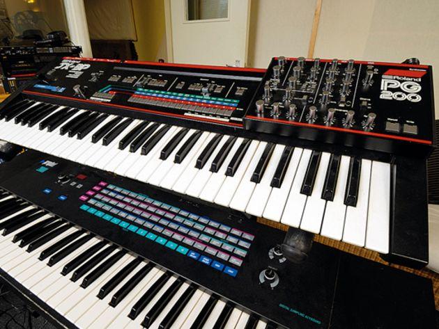 Roland JX-3P/PG-200