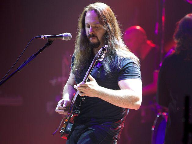 Jon Petrucci: O Holy Night - Jon Anderson