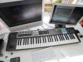 In pictures: Starsmith's home studio