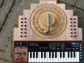17 amazing Steampunk synthesizer mods