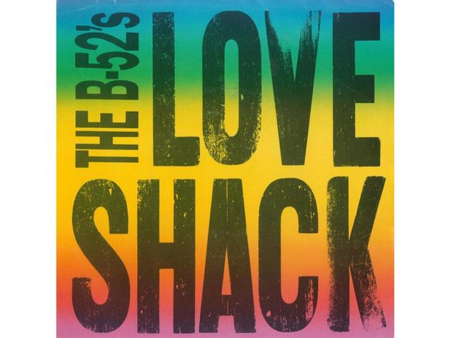 The B-52s – Love Shack (1989)