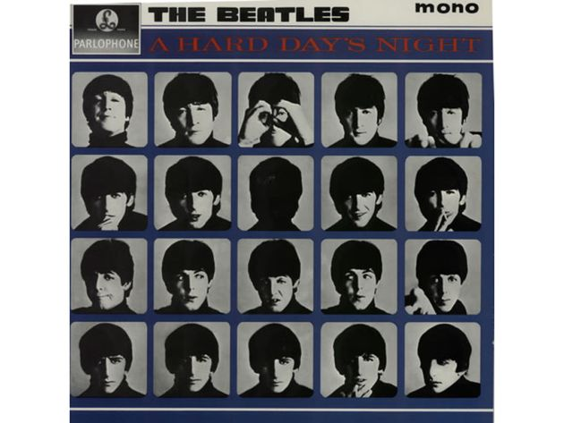 The Beatles – A Hard Day's Night (Original Motion Picture Soundtrack) (1964)