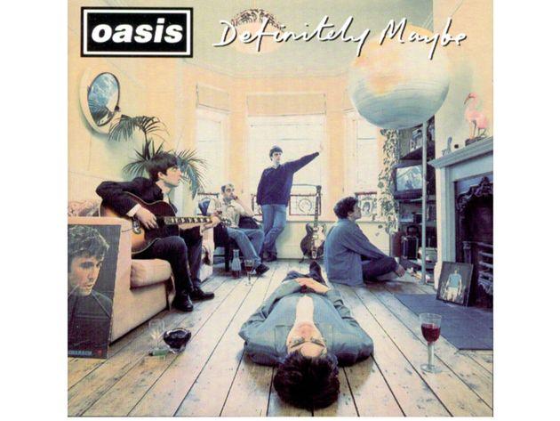 Oasis – Definitely Maybe (1995)