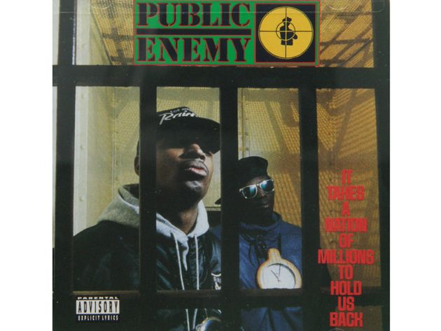 Public Enemy – It Takes A Nation Of Millions To Hold Us Back (1988)