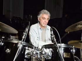 Steve Gadd's drum setup: legendary session drummer's kit in pictures
