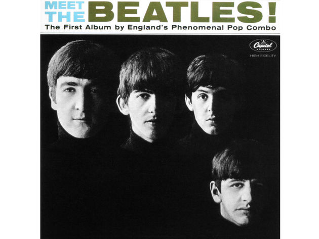 The Beatles - Meet The Beatles (1964)