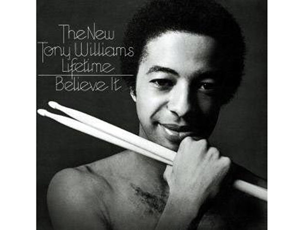 The New Tony Williams Lifetime - Believe It (1975)